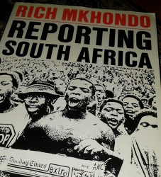 REPORTING SOUTH AFRICA - RICH MKONDO